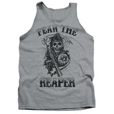 Sons Of Anarchy Fear The Reaper Mens Tank Top Shirt