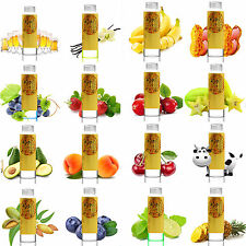 30ml DIY EJUICE FLAVOUR PREMIUM Flavour Edible Food Flavourings Bake Stable )
