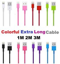 Colorful USB DATA Lead Charger SYNC Cable for iPhone 6 6+ 5C 5 5S iPad Mini ipod