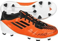 ADIDAS F10 TRX FG JUNIOR BOYS FOOTBALL BOOTS (U44224)      SIZE UK 10