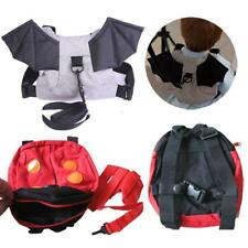 NEW Baby Kid Toddler Keeper Walking Safety Harness Backpack Leash Strap Bag - 6A