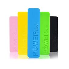 Portable USB External 2600mAh Battery Charger Power Bank for Cell Phone