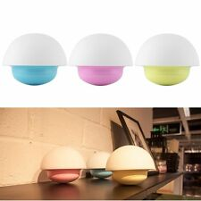 USB Touch Sensor 7 Colors LED Dimmable Night Light Lamp Baby Kids Bedroom Decor