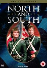 NORTH AND SOUTH - BOOK ONE - DVD'S
