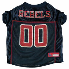 Ole Miss Rebels Pets First Dog Mesh Football Jersey