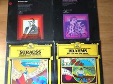 LOT OF 4 CLASSICAL RECORDS ~SEALED