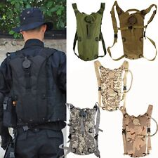 3L Outdoor Hydration System Backpack Pack Military Molle Water Bag Bladder Pouch