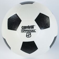 Central Soccer Sports Intermediate Training 32 Panel Vinyl Official Football