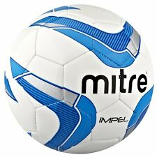 Mitre Juniors Soccer Sports Training Ball Soft Touch 32 Panel Impel Ball