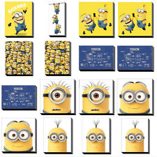 Minions Canvas Artwork (Various)