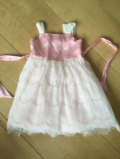 """Beautiful Silk Party Dress by """"I Love Gorgeous"""", age 2-3 years"""