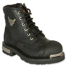 NEW Harley-Davidson Womens Stealth Riding Boot     Style: D81641