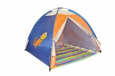 Bright Beach Tent - UV Protection- Bag and SO easy to put away!- Mesh for breeze
