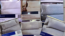 New! CAL KING size Tranquil Nights 6-Pcs Sheet Set - Luxury Weight Bedding