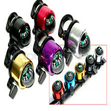 Multicolour Compass Metal Ring Handlebar US Bell Sound for Bike Bicycle New
