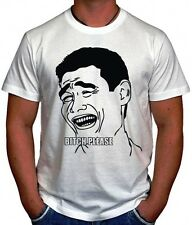 TROLL FACE MEME INTERNET PRINT BITCH PLEASE CULT FUN UNISEX TSHIRT ALL S-3XL