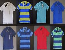 Polo Ralph Lauren Kid Boy classic pony Polo Dress shirt Top S M L XL NEW Genuine