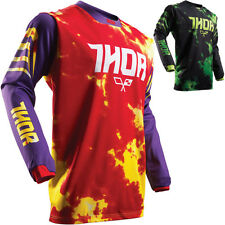 Thor MX Pulse Tydy Youth Off Road Dirt Bike Motocross Jerseys