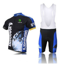 Discovery Cycling Set Road Bike Gear Clothing Bike Jerseys & (Bib) Shorts S-5XL