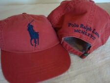 NWT NEW POLO RALPH LAUREN Pony Ball Cap Hat Multi Colors