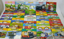 Thomas The Tank Engine & Friends Egmont Published Paper Back Books, All Numbered