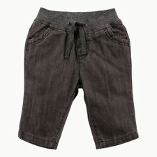Bebe Axle Straight Leg Jean Smoke