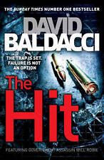 The Hit by David Baldacci (Paperback, 2013) New Book