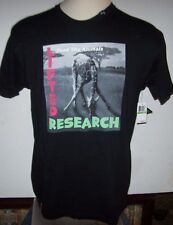 NEW LRG Lifted Research Group Calling Giraffe short sleeve t shirt sz Large