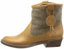 Women Coolway Forum Leather/Textle Boots Sz US 8-8.5 Eur 39 & US 7-7.5 Eur 38