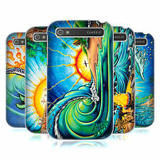 OFFICIAL DREW BROPHY SURF ART 2 HARD BACK CASE FOR BLACKBERRY PHONES