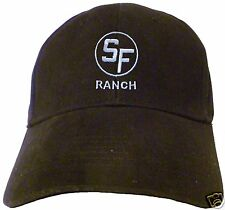 DALLAS South Fork Ranch Logo Embroidered Baseball Hat - Cap - NEW
