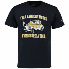 Georgia Tech Yellow Jackets Champion Local T-Shirt - Navy - College