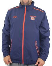 "Auburn Tigers Under Armour NCAA ""Impulse"" Men's Lightweight Full Zip Jacket"