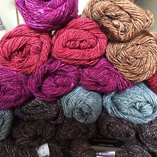 Noro Silk Garden Solo Yarn  A Gorgeous mix of Wool, Silk, Polyamide and Mohair