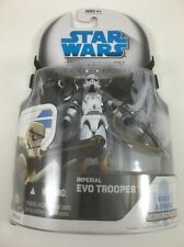 Star Wars The Legacy Collection: Imperial Evo Trooper #GH4 Action Figure