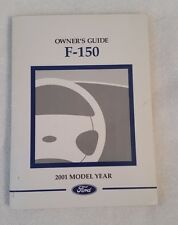 2001 Ford F-150 Owner's Guide (1st Printing June, 2000)