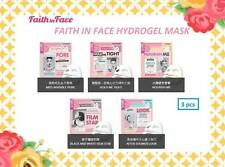 FAITH IN FACE HYDROGEL MASK 3pcs