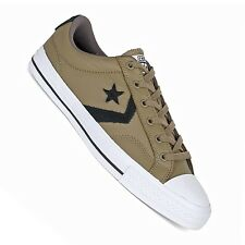 Converse Star Player Leather Ox green - Men's Sneakers in Retro Look