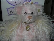 ANNETTE FUNICELLO'S FAITH THE 7TH ANGEL MOHAIR BEAR FROM THE ANGEL COLLECTION
