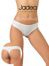 6 PACK THONG JADEA 510 IN SOFT STRETCH COTTON