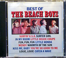 The Best of the Beach Boys, Vol. 1 by The Beach Boys (CD, Nov-1988, Capitol/EMI)