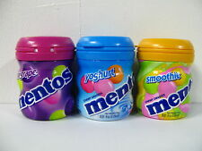 Mentos 81g 3PCS Chewy Candy Mix Grape, Yoghurt, Smoothie
