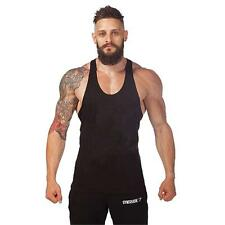 Men Sports Singlet Sleeveless Shirt Gym Muscle Tank Top Fitness Vest Undershirt