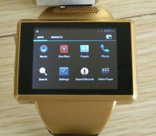 """I1 Unlocked 2.5""""inch touch Screen quad Band Android Smart Watch phone cellphone"""