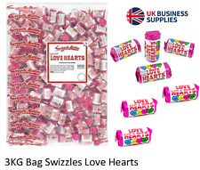 Swizzels 3kg or 600's Sweets Tubs Variety (Mix & Match) Sweets & Lollipops