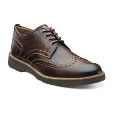 Florsheim  Mens shoes Casey Wingtip Oxford full grain leather Brown  13254-200