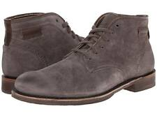 CATERPILLAR P718307 CAINE MID Mn's (M) Dark Grey Suede/Leather Casual Shoes