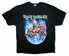 Iron Maiden Shirt Seventh Son of a Seventh Son Tour 2012 Somewhere In Time