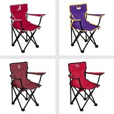 Choose Your NCAA College Team Tailgating Folding Canvas Kids Toddler Chair