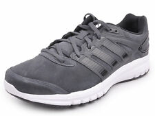 Mens Adidas Duramo 6 Leather Sports Running Shoes Fitness Gym Trainers Size 6-11